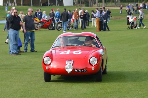 1957 Fiat Abarth 750GT Corsa