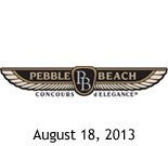 2013 pebble beach 8-18