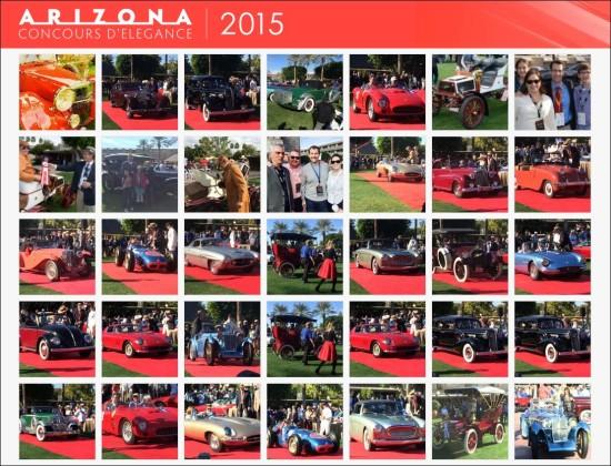Arizona Concours photos