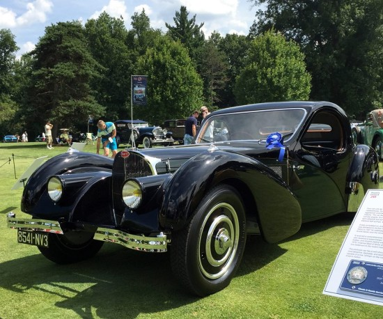 credit: Concours d'Elegance of America