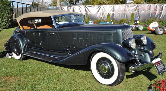 Concours D Elegance Every Best Of Show Winners